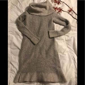 Cynthia Rowley lambswool sweater dress